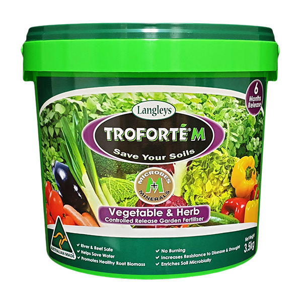 Troforte M Vegetable & Herb 3.5kg