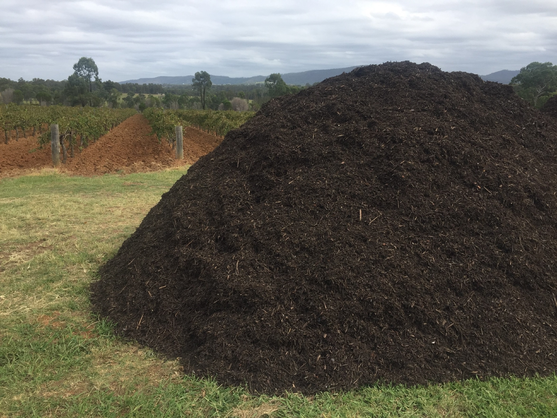 Compost & Mulch Products