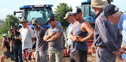 Veggie growers and 'next gen' compost
