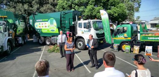 Lower Hunter Councils Go Green