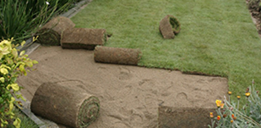 How to Lay a New Lawn