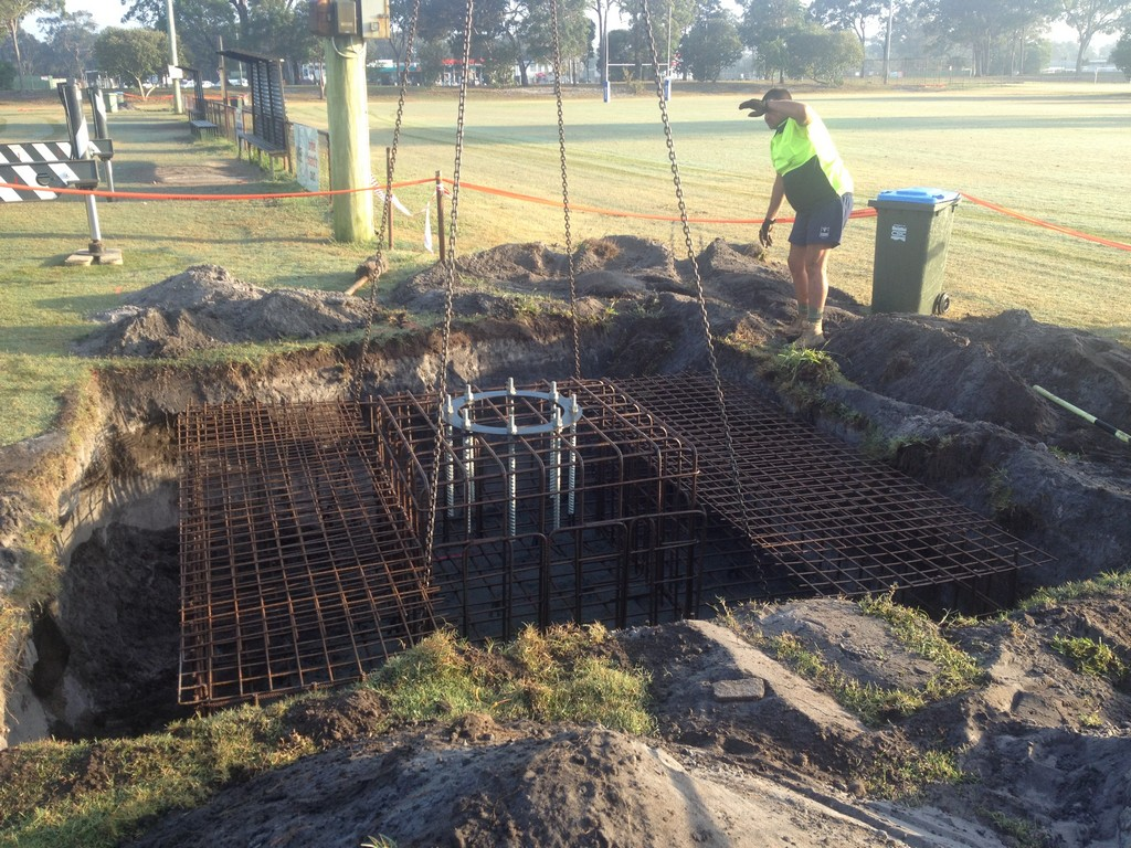 Australian Sports Lighting Solutions | Bribie Island Rugby League