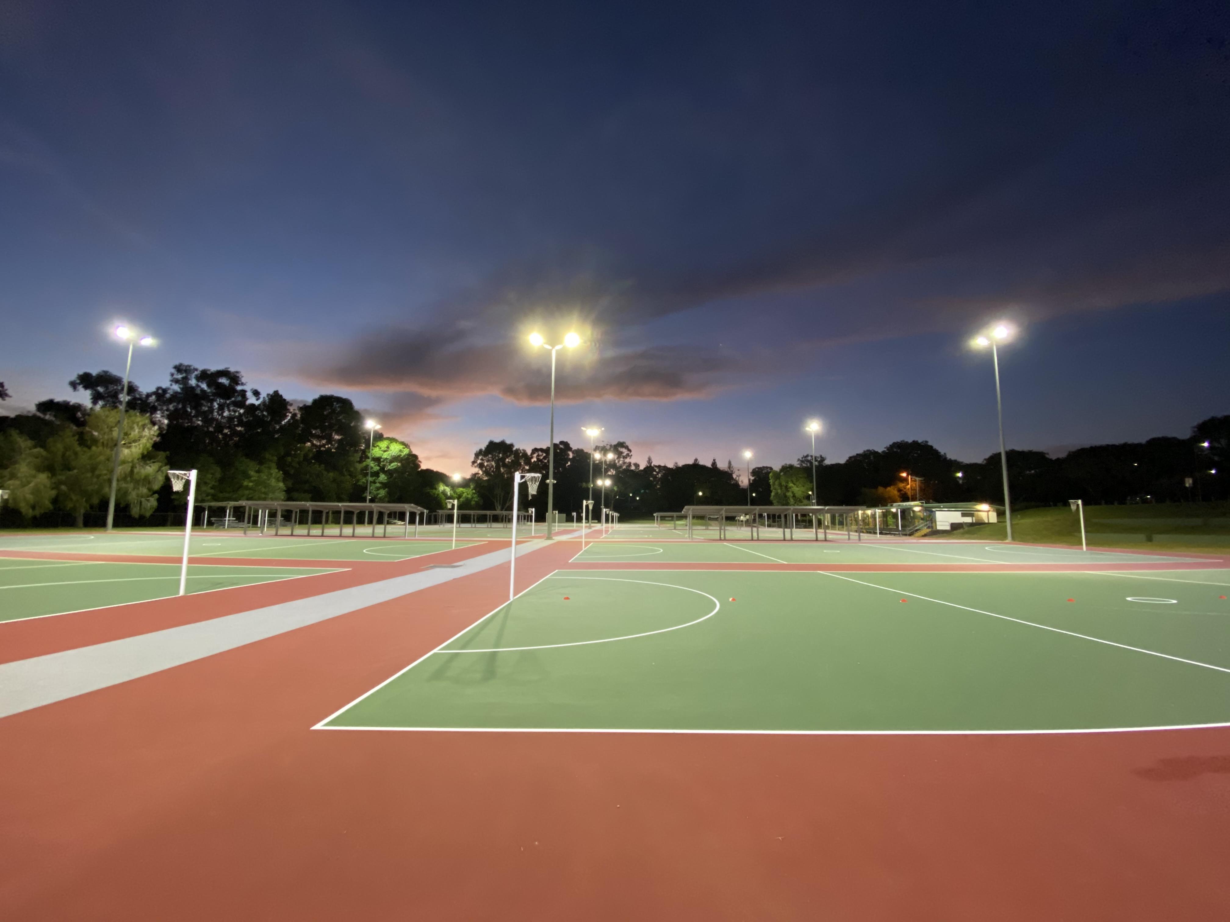 Sports Lighting Brisbane | Field & Stadium Lighting | LED Lighting