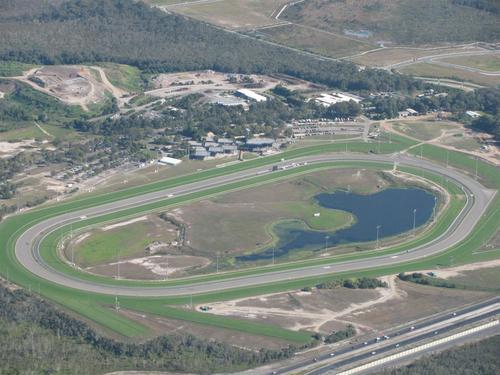 Australian Sports Lighting Solutions | Corbould Park Racecourse