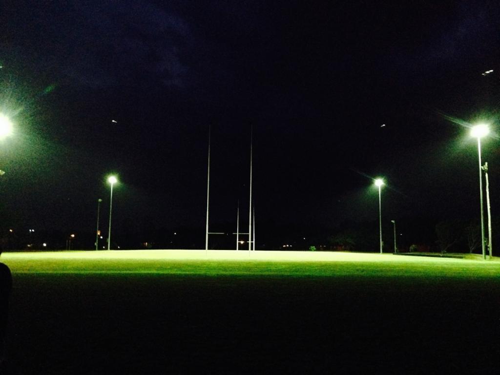 Australian Sports Lighting Solutions | James Overell Park Southport