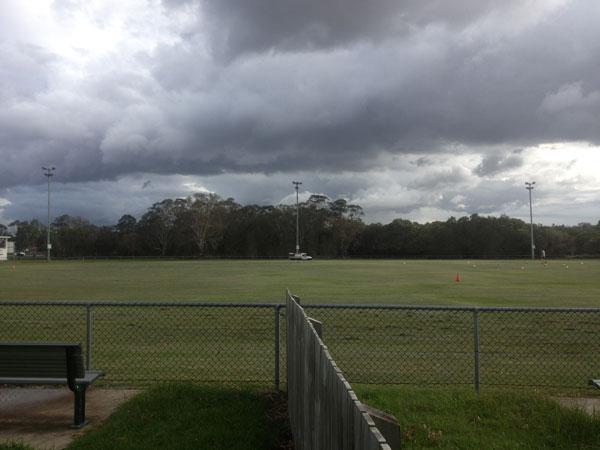 Australian Sports Lighting Solutions | Redcliffe Tigers AFL Club