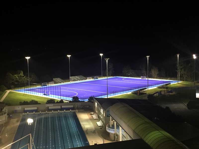 Sports Lighting Brisbane | Stadium | LED Installation
