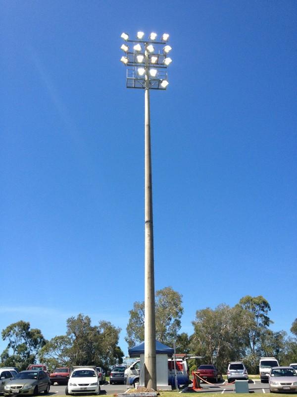 Australian Sports Lighting Solutions | Southport Sharks