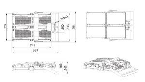 Sylvania Briteline Raptor 2 - Specs