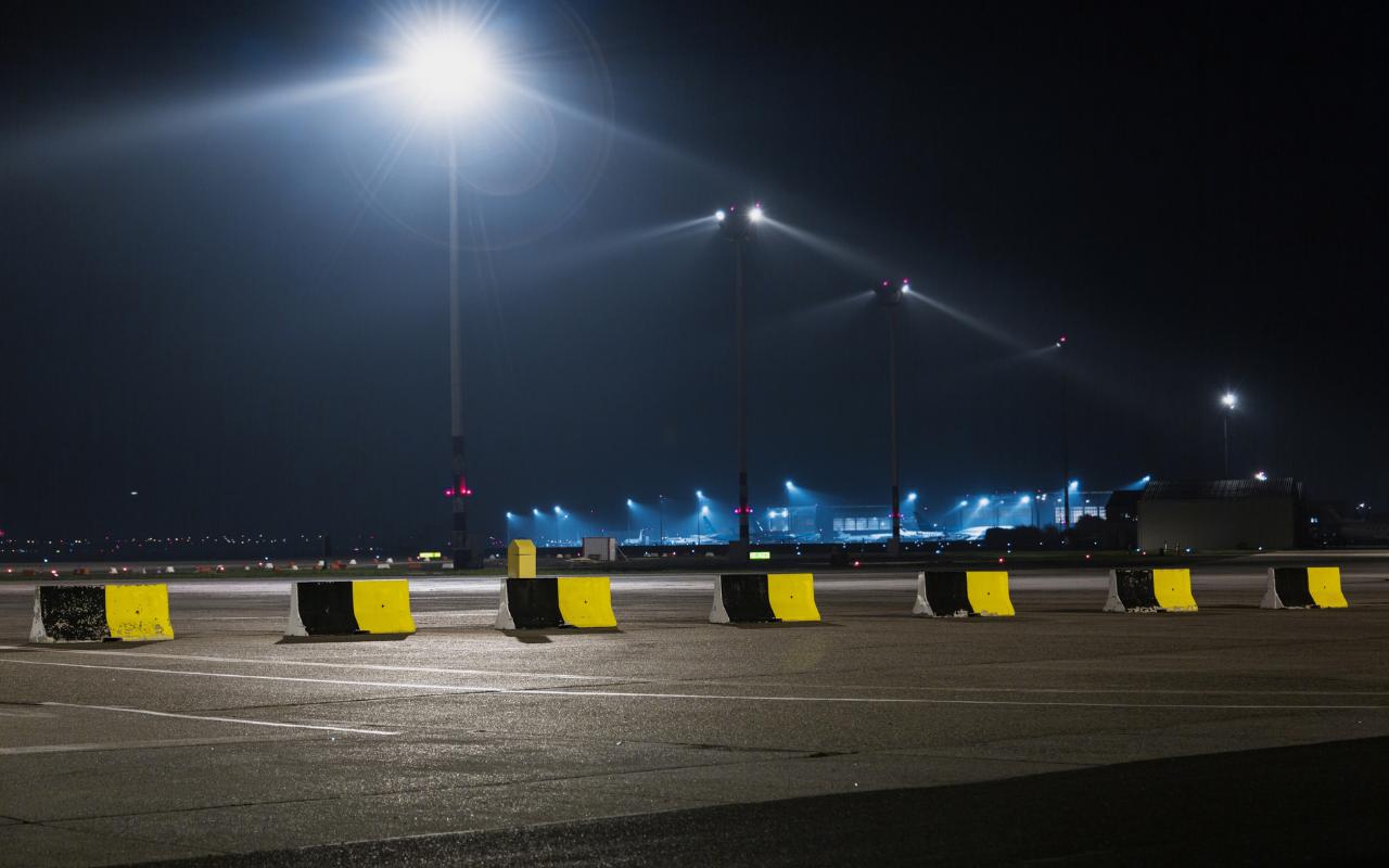 Airport Lighting   Communication Poles   Carpark Lighting