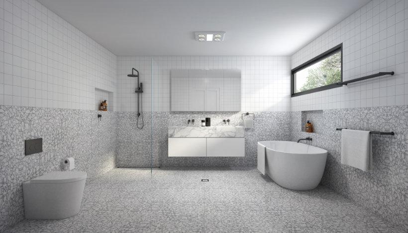 Bathroom Designs - Architectural Style