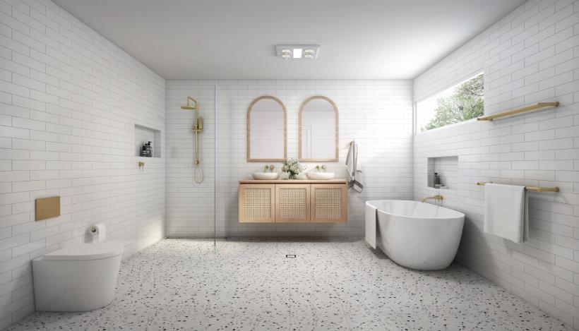Bathroom Designs - Bohemian Style