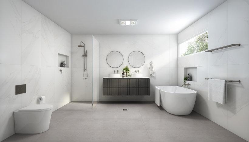 Bathroom Designs - Contemporary Style