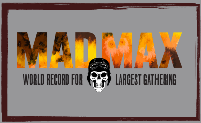 Mad Max Gathering World Record Attempt