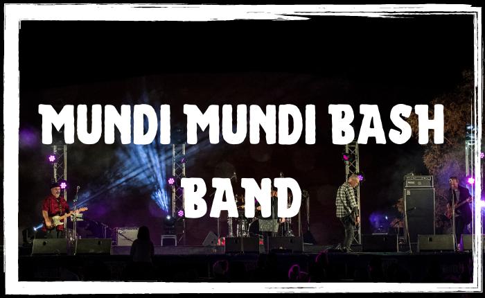 Mundi Mundi Bash Band