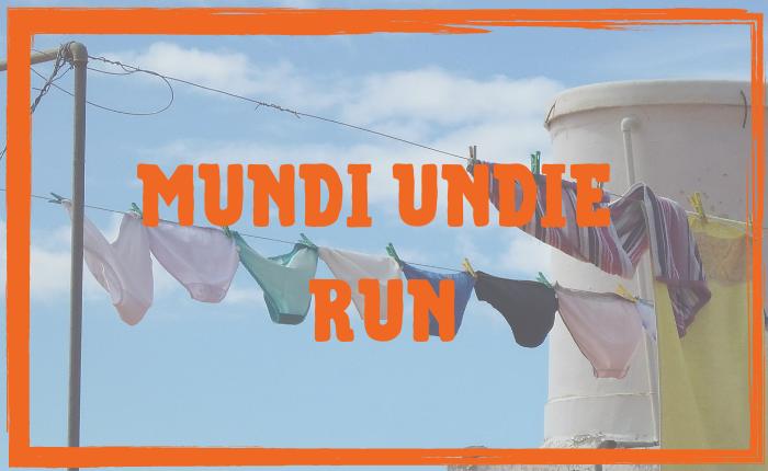 Mundi Undie Run