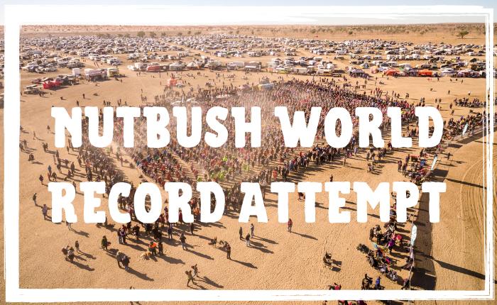 RFDS Nutbush World Record Attempt