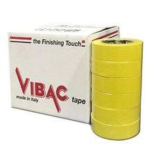 Vibac 313 Yellow Masking Tape Cartons - 4 Sizes Available