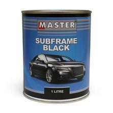 Master Subframe Black Enamel - 2 Sizes Available
