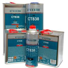 Troton CT838 MS Clear Coat 2:1 - 2 Sizes Available