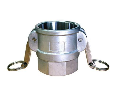 Aluminium Female Camlock x Female BSP - Type D