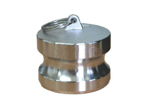 Aluminium Male Dust Plug - Type DP