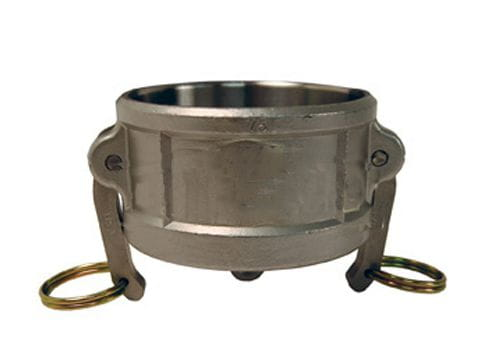 Stainless Female Dust Cap - Type DC