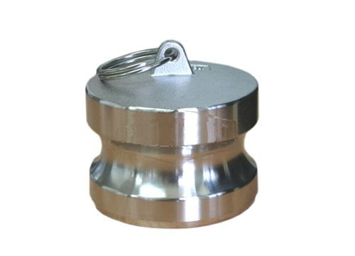 Stainless Male Dust Plug - Type DP