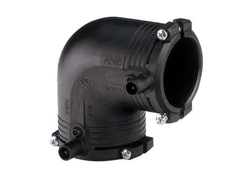 All Black Poly Pipe SDR11