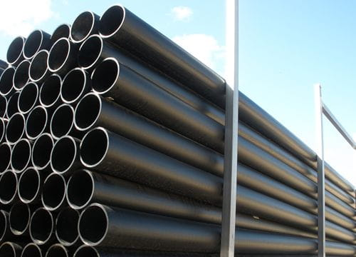 HDPE Drainage Pipe 5m Lengths