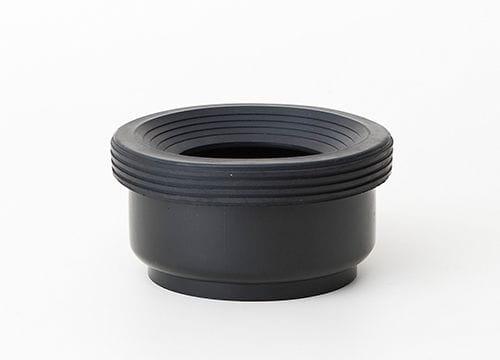 WC Pan Collars Complete - 110mm