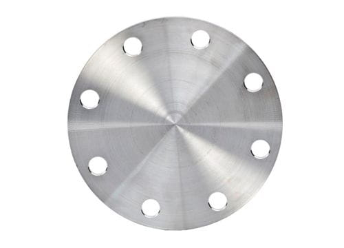 Blind Flanges Stainless Steel - Table D