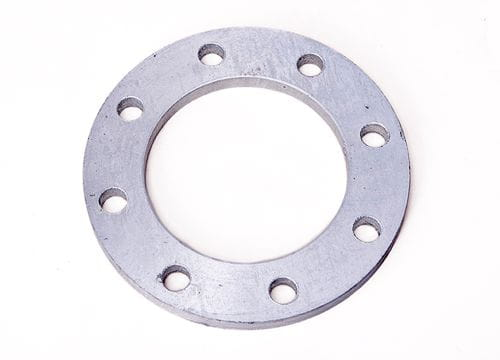 Backing Rings Galvanised Steel - Table E