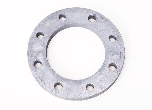 Backing Rings Galvanised Steel - DIN 16