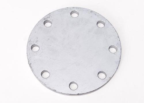 Blind Flanges Galvanised Steel - Table E