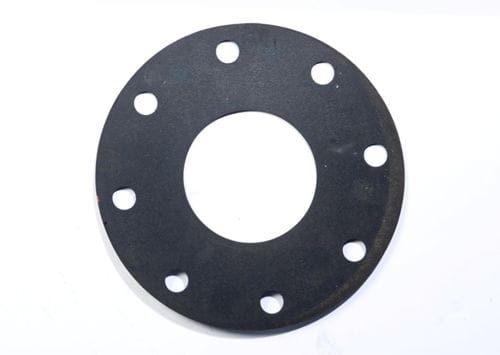 Full Face Rubber Gaskets Table D