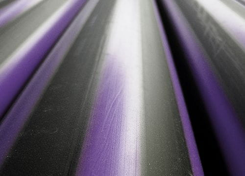 Lilac Coex Poly Pipe