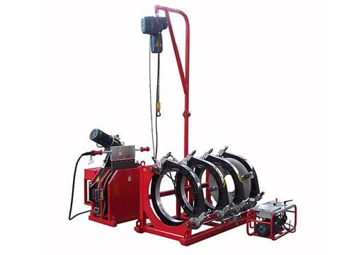 Bada Butt Welding Machine 315-630