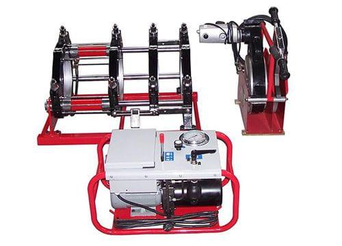 Fusion Welder Hire Machine