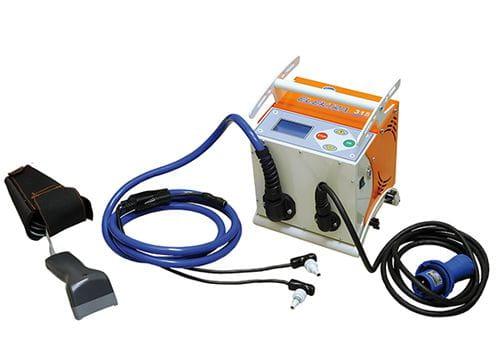 Elektra 315 Poly Electrofusion Welder