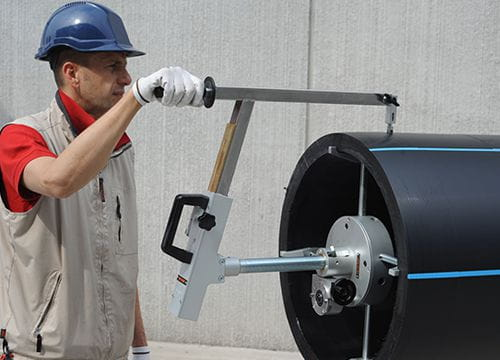 Rotary Pipe Scraper 355-710mm