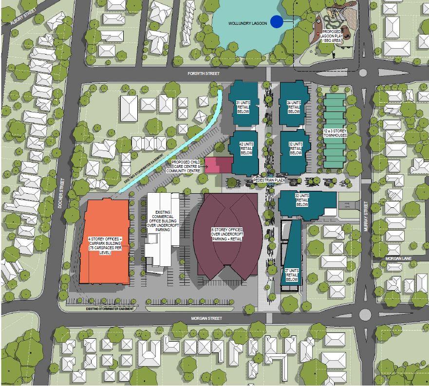 CIVITAS Urban Precinct - Wagga Wagga