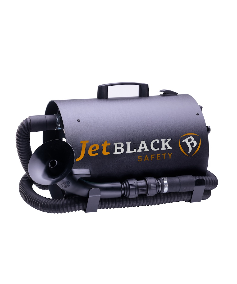 JetBlack Portable Personnel Cleaning Station