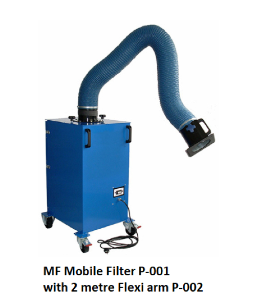 Plymoth P-001 MF Mobile Filter (1 Phase)