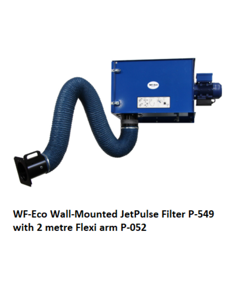 Plymoth P-549 WF-Eco Wall Mounted Filter