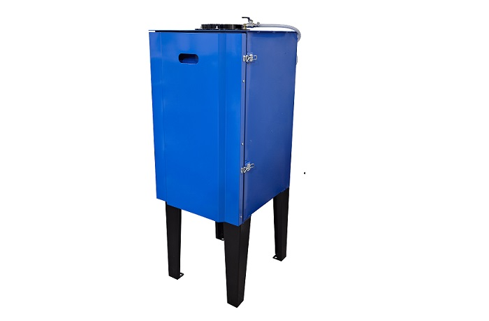 Central filtered fume extraction system