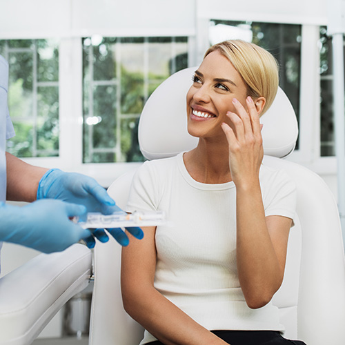 Why Choose Your Dentist For Cosmetic Injectables and Fillers?