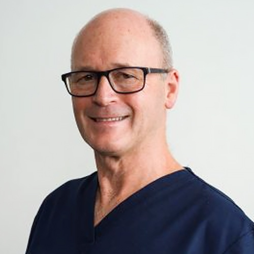 Dr Robert Harper - Lead Dentist