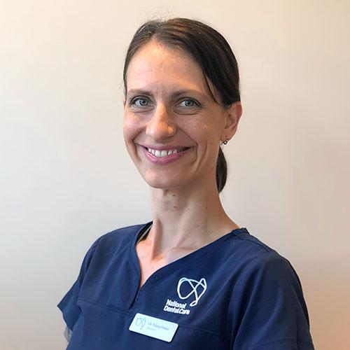 Dr Tijana Fisher - Dentist