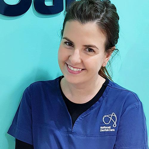Dr Jillian Fisher - Lead Dentist